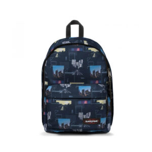 Eastpak Out Of Office Shapes Blue-0