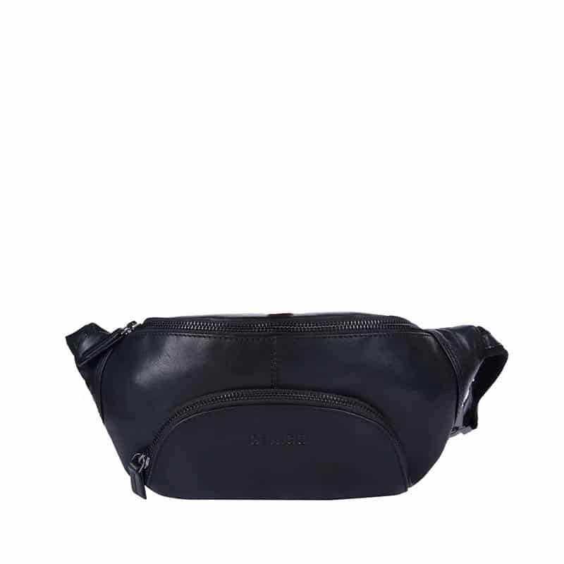 Genicci Adam Waistbag Black-0