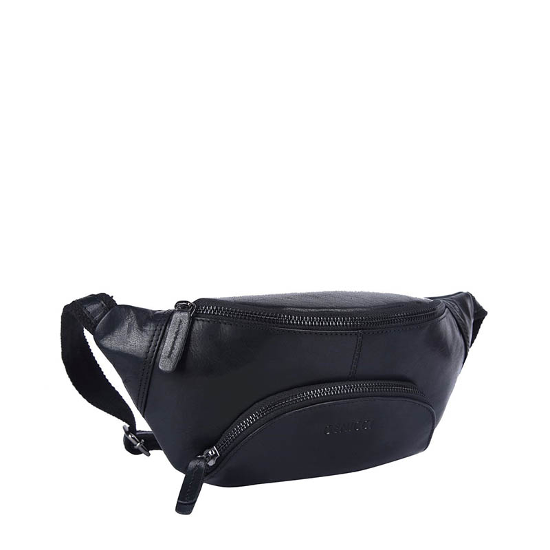 Genicci Adam Waistbag Black-184285