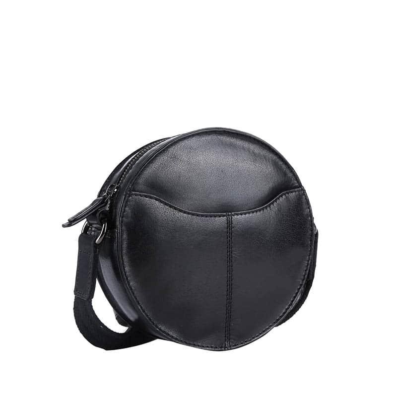 Genicci Carol Round Bag Black-184319