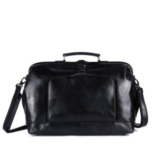 Genicci Donald Doctor Bag Black