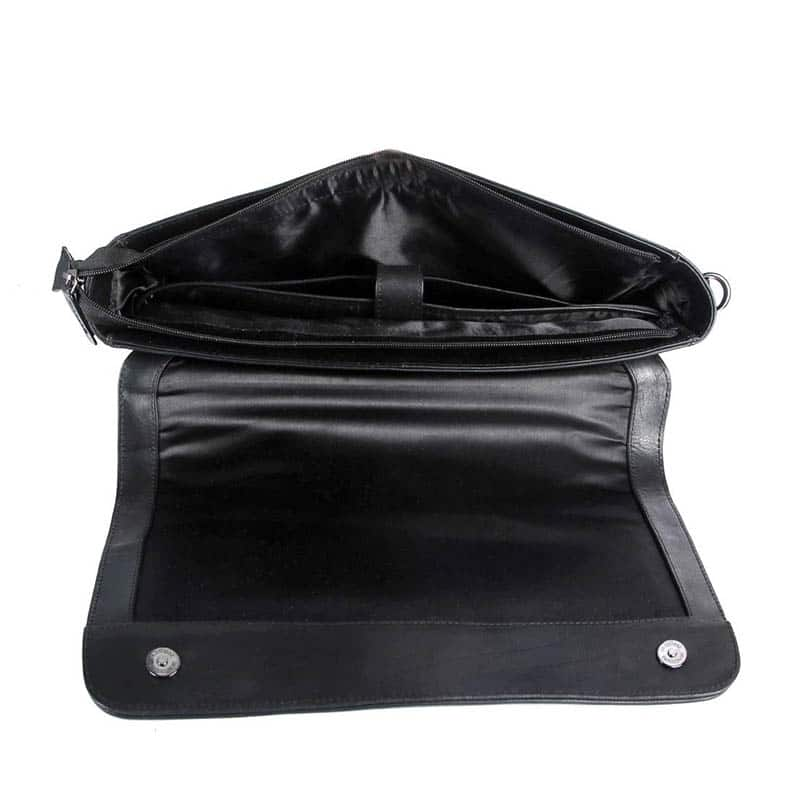 Genicci Peter Messengerbag Black