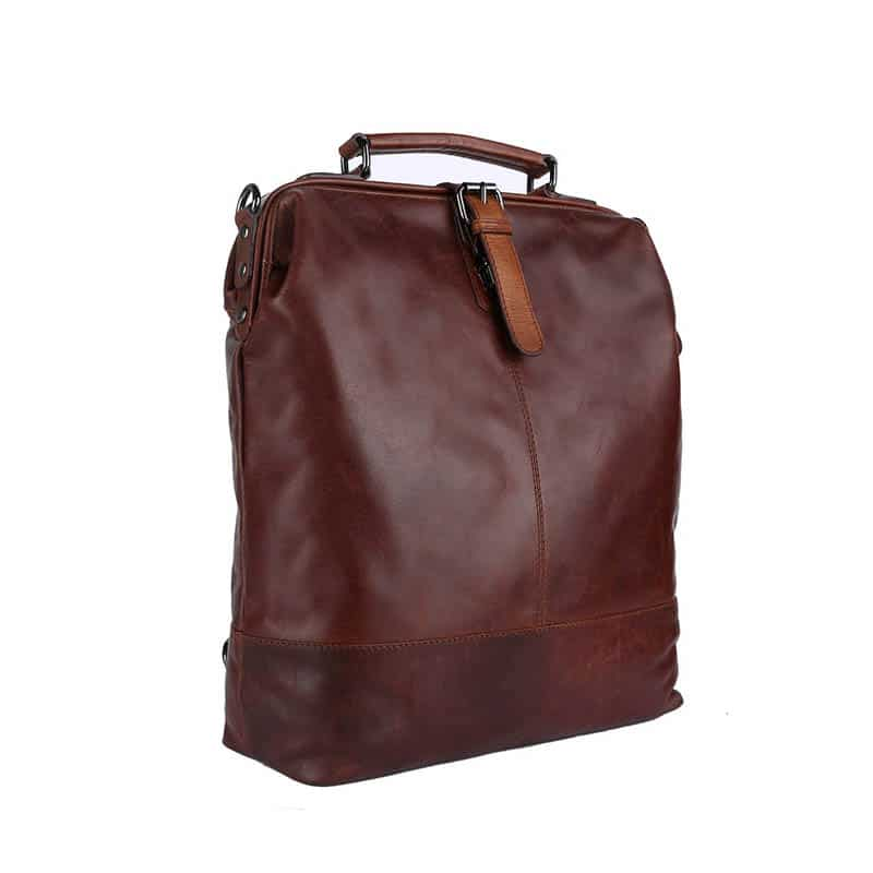 Genicci Rene Backpack Cognac-184373