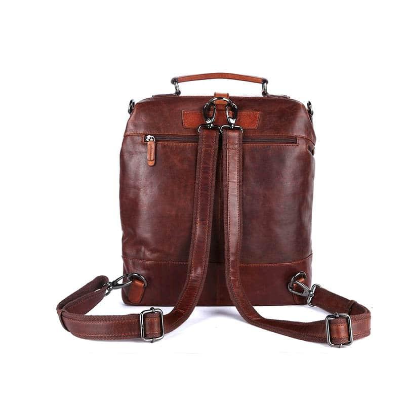 Genicci Rene Backpack Cognac-184375