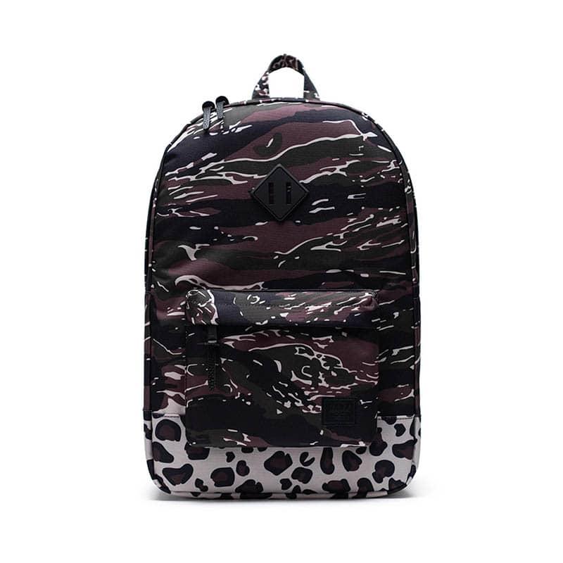 Herschel Heritage Backpack Tiger Camo/Leopard-0