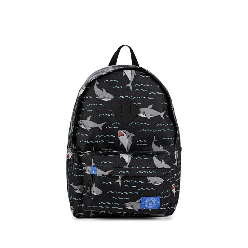 Parkland Bayside Youth Backpack Shark-0
