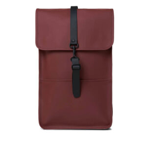 RAINS Backpack Maroon-0