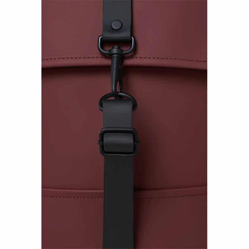 RAINS Backpack Maroon-184096