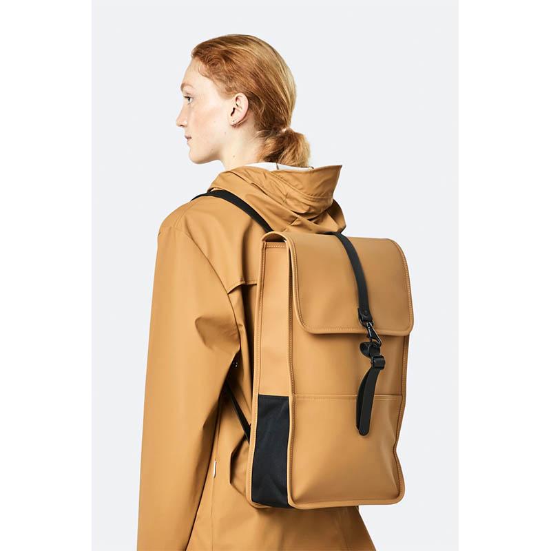 RAINS Backpack Mini Khaki-184138