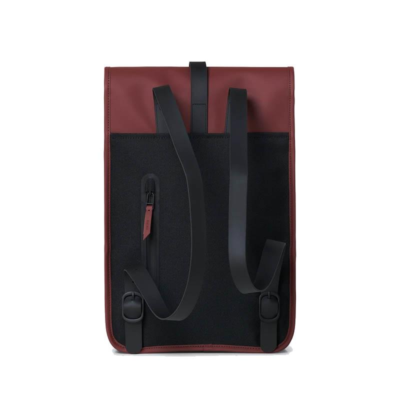 RAINS Backpack Mini Maroon-184134