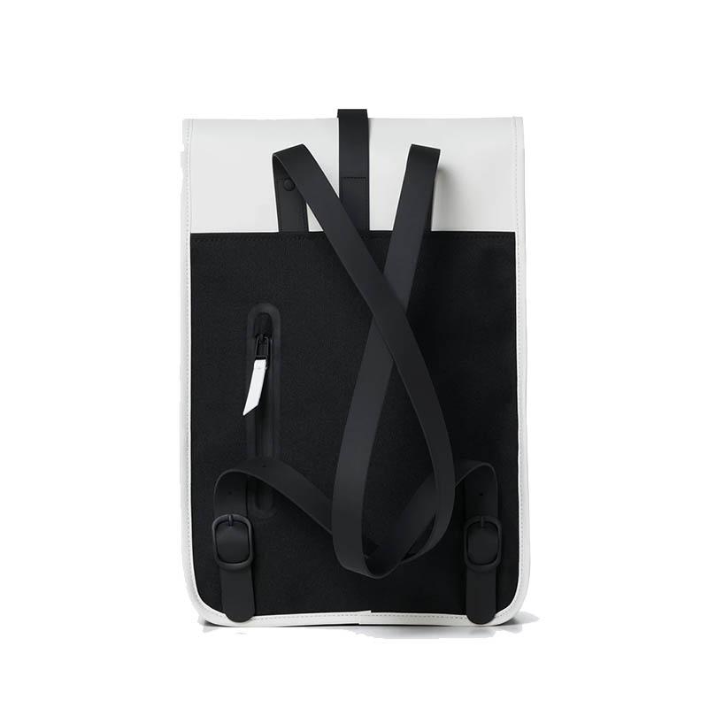 RAINS Backpack Mini Off White-184140