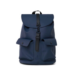 RAINS Camp Backpack Blue-0