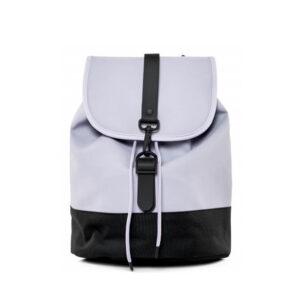 RAINS Drawstring Backpack Lavender