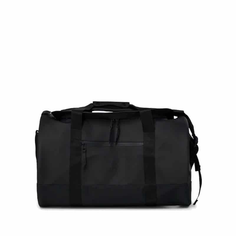 RAINS Duffel Bag Black-0