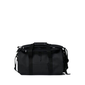 RAINS Duffel Bag Small Black