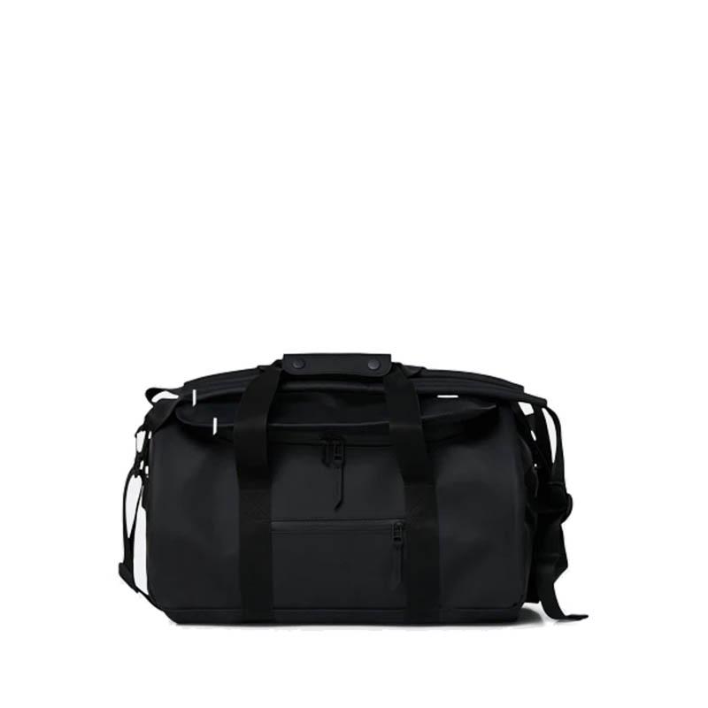 RAINS Duffel Bag Small Black-0
