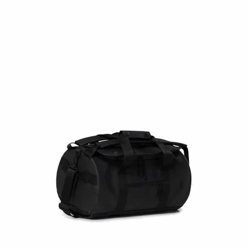 RAINS Duffel Bag Small Black-184192