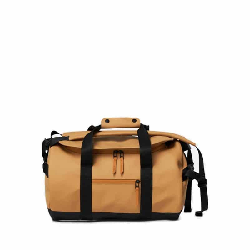RAINS Duffel Bag Small Khaki-0