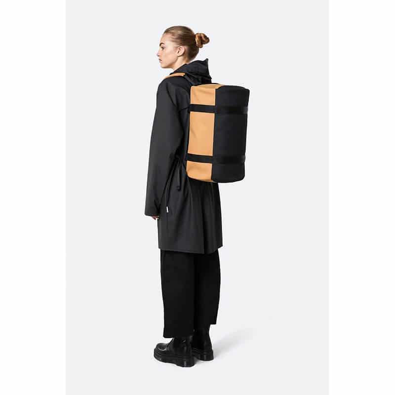 RAINS Duffel Bag Small Khaki-184195