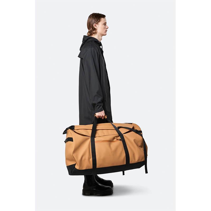 RAINS Duffel Bag X-Large Khaki-184207