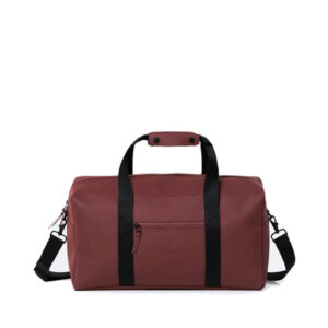 RAINS Gym Bag Maroon