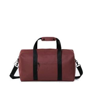 RAINS Gym Bag Maroon-0