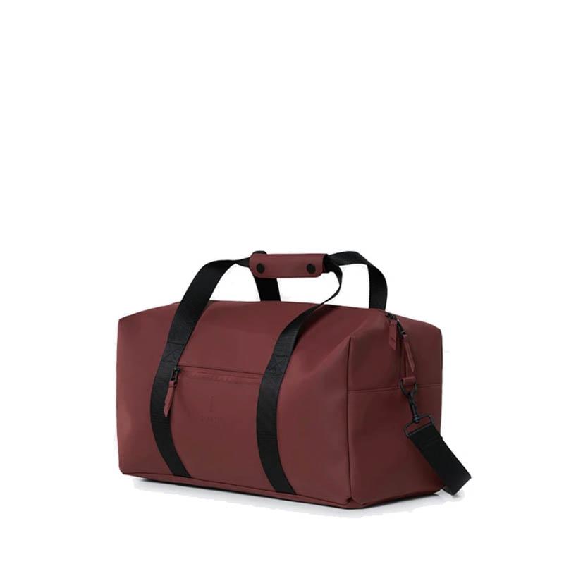 RAINS Gym Bag Maroon-184163