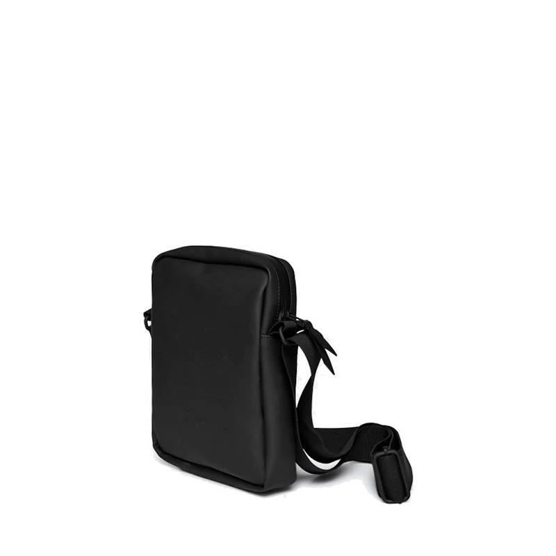 RAINS Jet Bag Black-184214