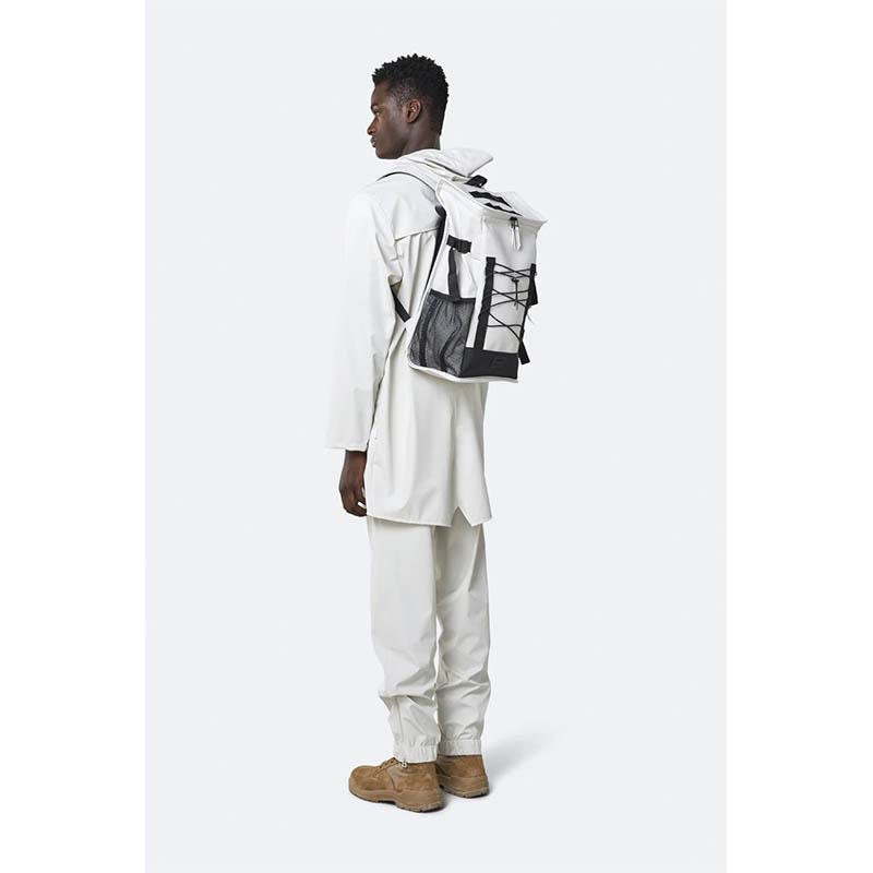 RAINS Mountaineering Bag Off White-184150