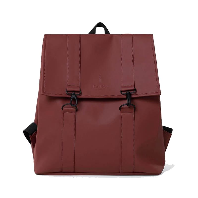 RAINS Msn Bag Maroon-0