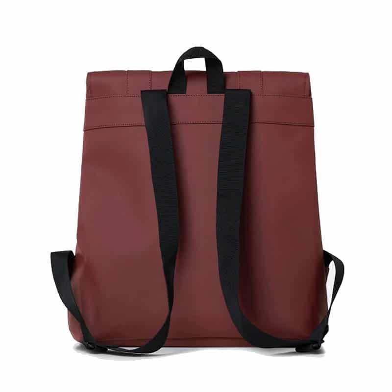 RAINS Msn Bag Maroon-184090