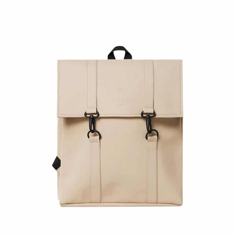 RAINS MSN Bag Mini Beige-0