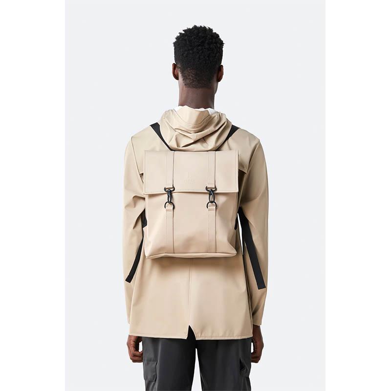 RAINS MSN Bag Mini Beige-184228