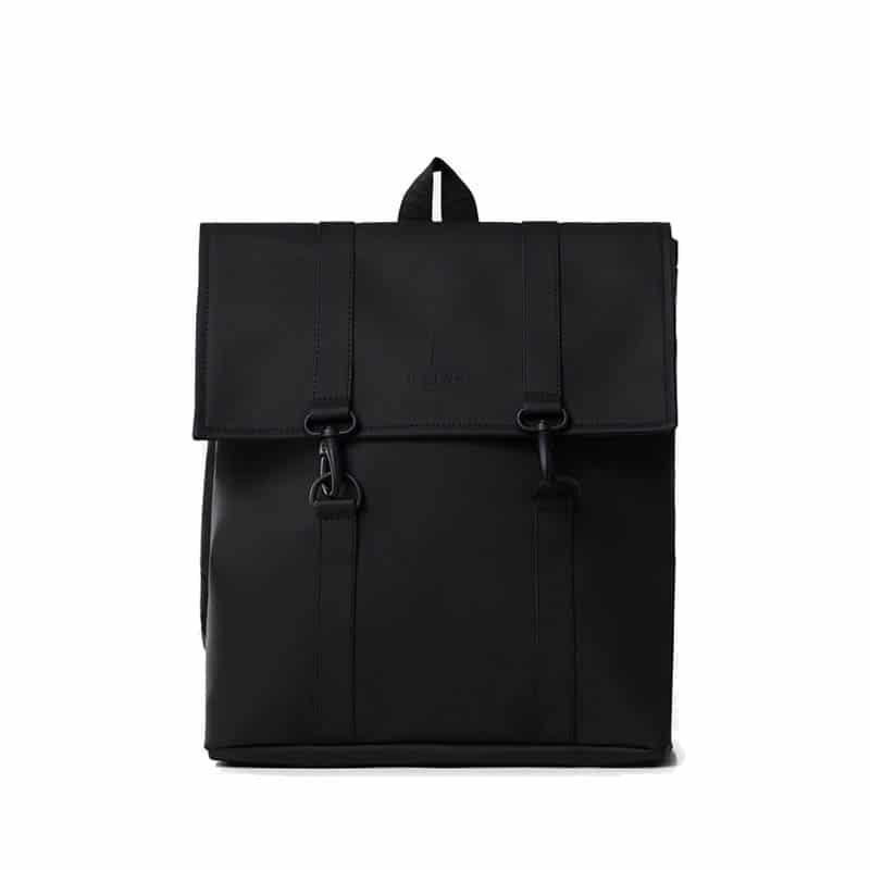 RAINS MSN Bag Mini Black-0