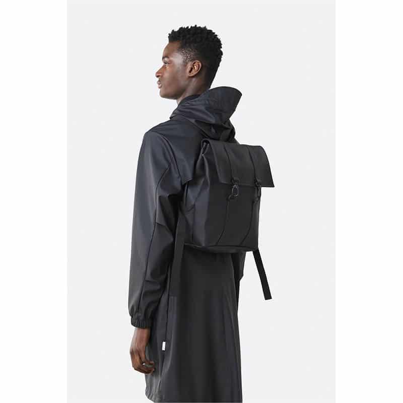 RAINS MSN Bag Mini Black-184224