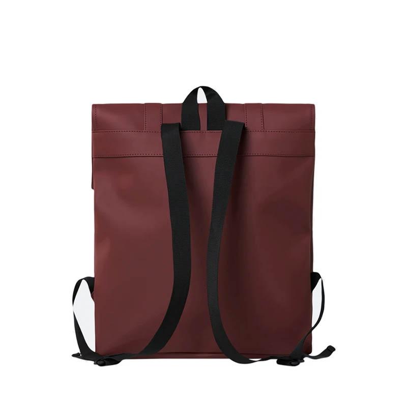 RAINS MSN Bag Mini Maroon-184233