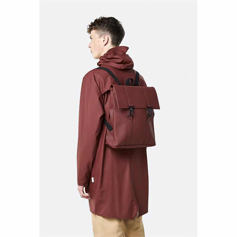 RAINS MSN Bag Mini Maroon-184234