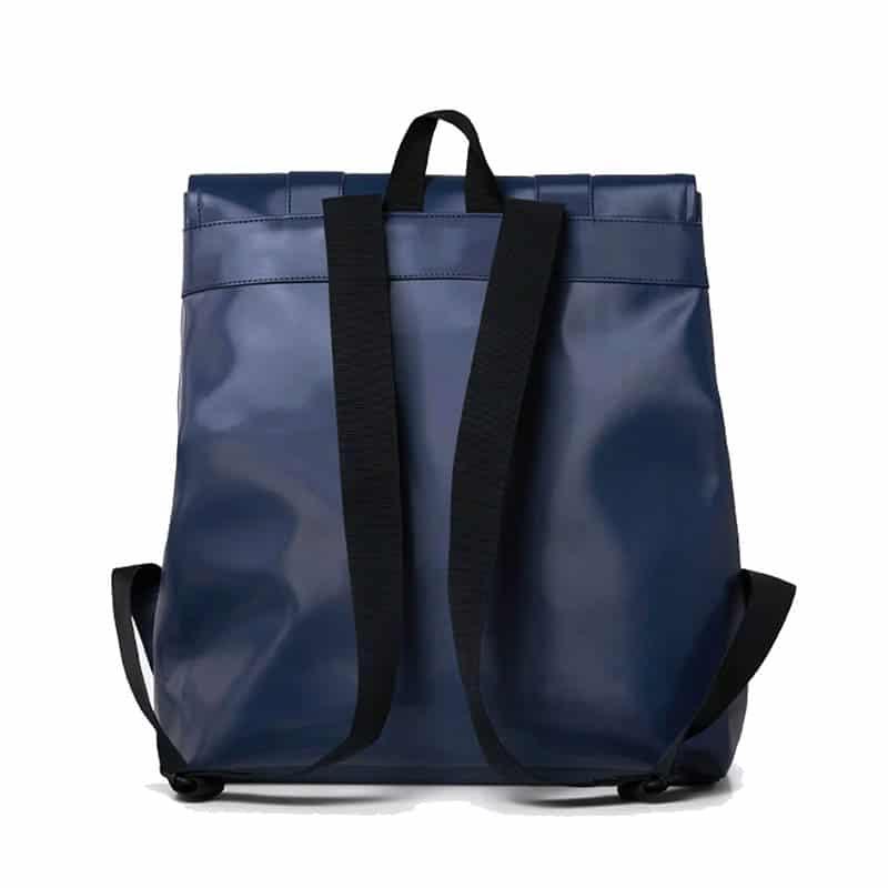 RAINS Msn Bag Shiny Blue-184087