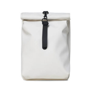 RAINS Rolltop Mini Off White-0
