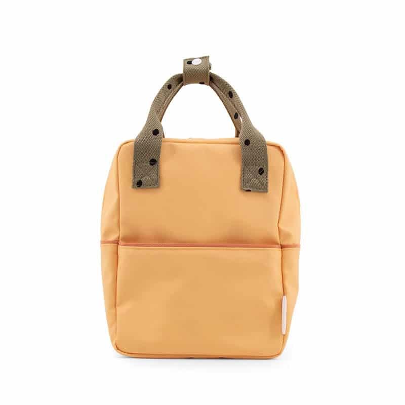 Sticky Lemon Backpack Freckles | Yellow/Green/Orange-0