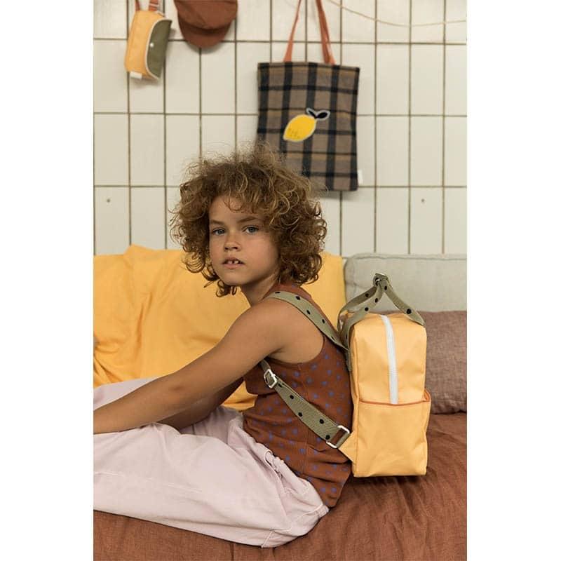 Sticky Lemon Backpack Freckles | Yellow/Green/Orange-183638