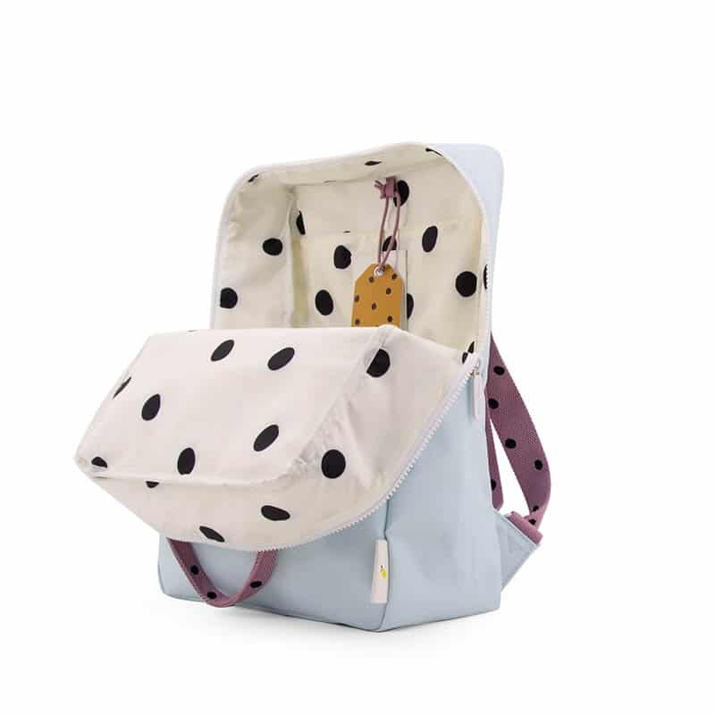 Sticky Lemon Backpack Large Freckles | Blue/Purple/Fudge-183678