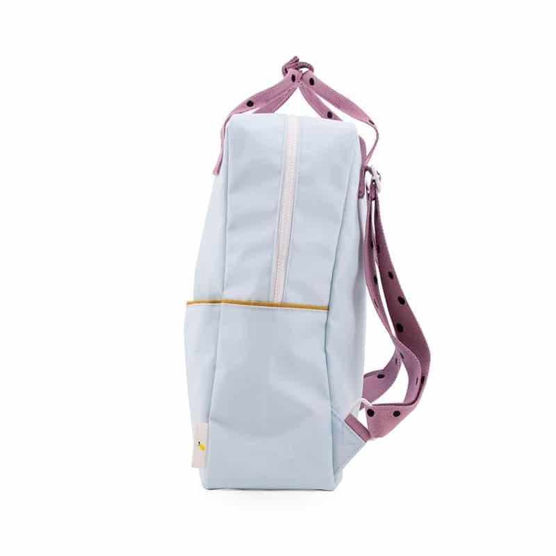 Sticky Lemon Backpack Large Freckles | Blue/Purple/Fudge-183679