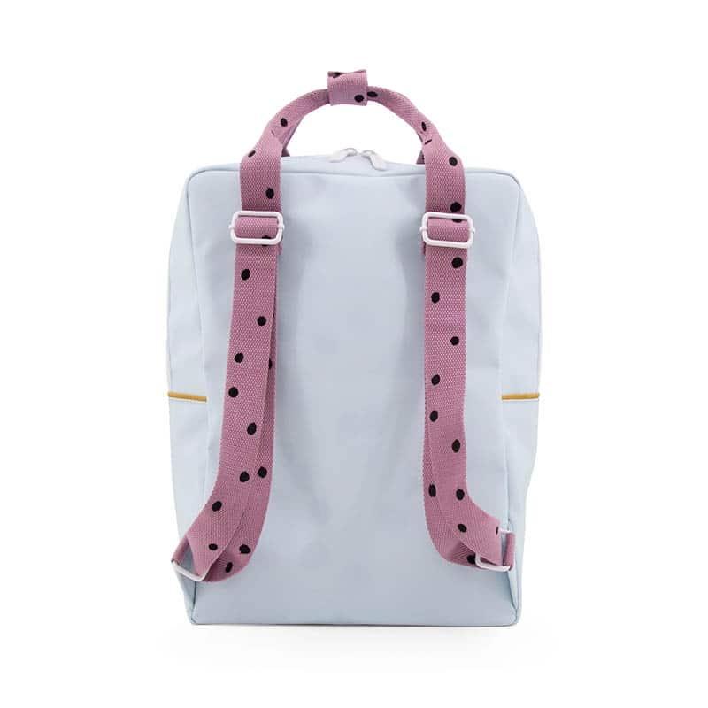 Sticky Lemon Backpack Large Freckles | Blue/Purple/Fudge-183680