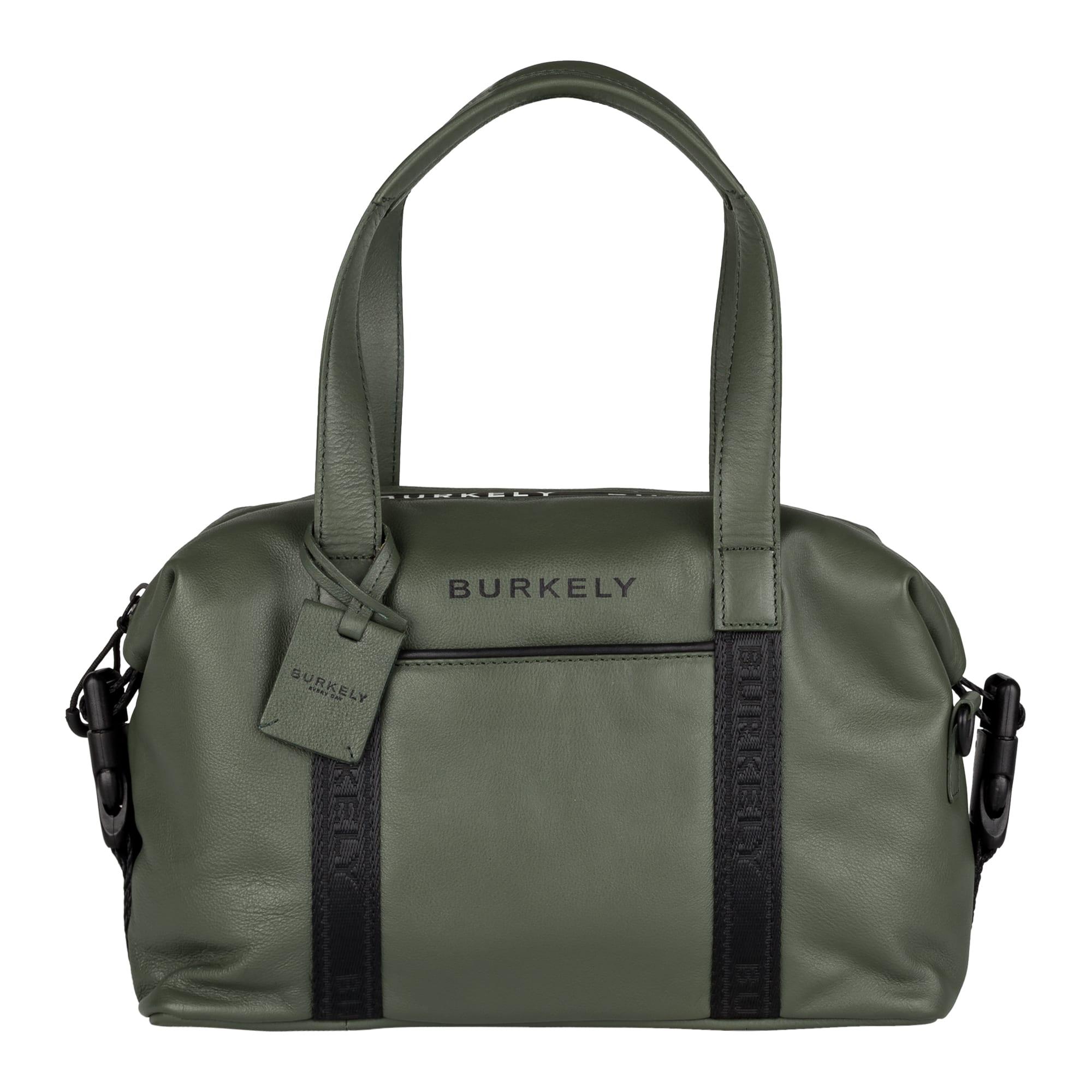 Burkely Rebel Reese Small Handbag Green-0