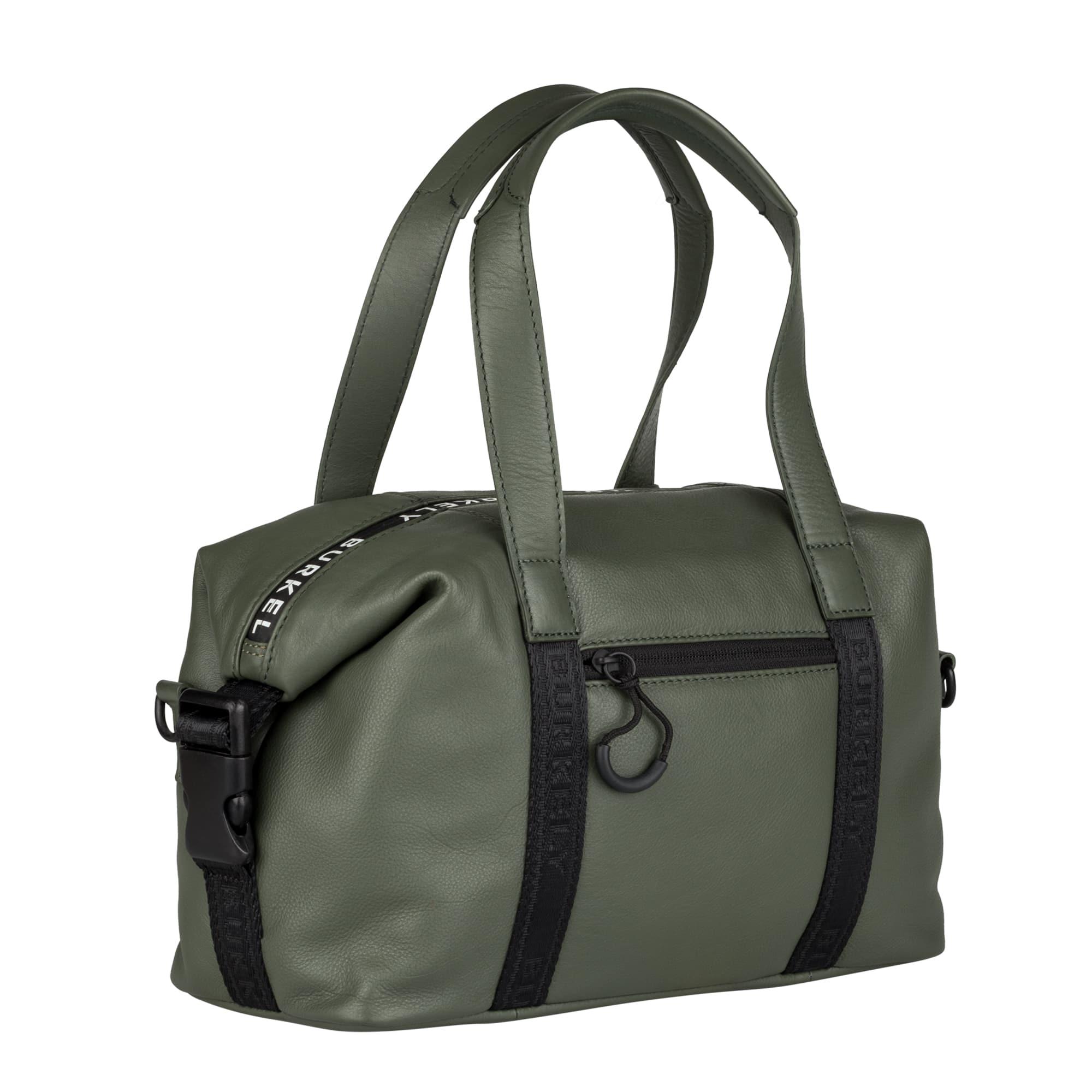 Burkely Rebel Reese Small Handbag Green-185058