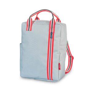 ENGEL Large Zipper 2.0 Backpack Light Blue-0