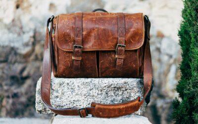 De Messenger bag; vintage én trendy