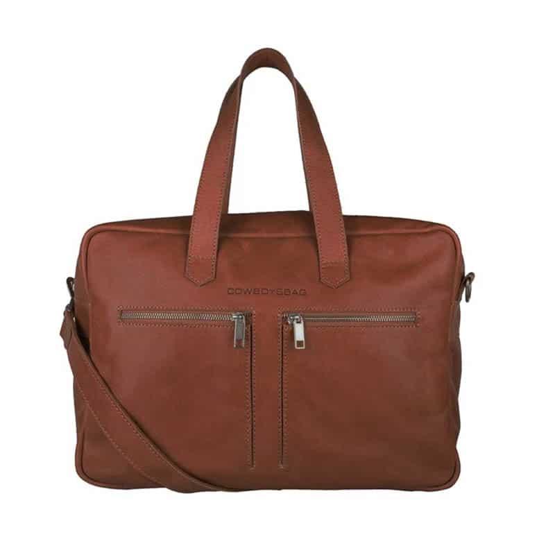 Cowboysbag Bag Kyle Cognac-0