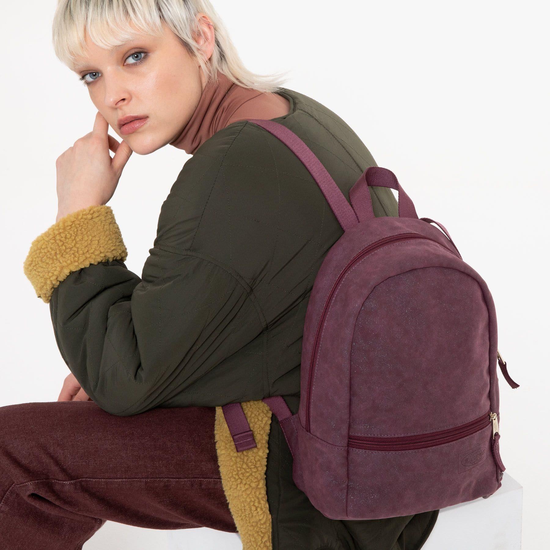 Eastpak Lucia Super Fashion Backpack Purple-185011